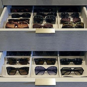 Charmant Built In Drawers For Sunglasses