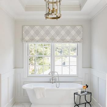 Bathroom Wainscoting Transitional Bathroom Cottage