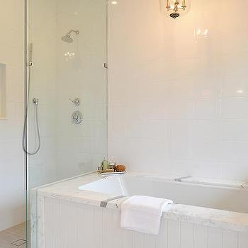 Oval Bathtub Surround Ideas
