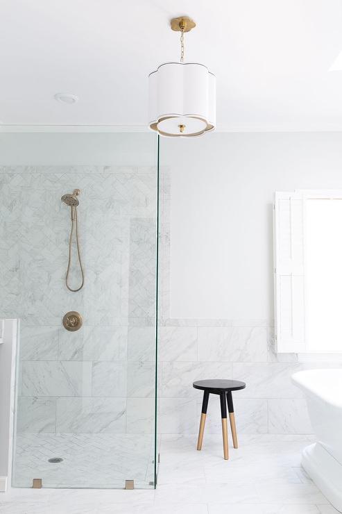 Hudson Valley Lighting Sweeny Chandelier Contemporary Bathroom