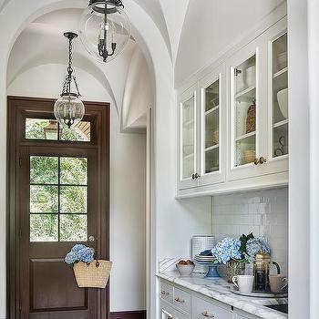 Hundi Lanterns Transitional Kitchen A Well Dressed Home
