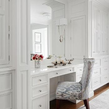 Glam Dressing Rooms Design Ideas