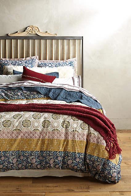 Rivulet Stripe Duvet Cover Shams West Elm