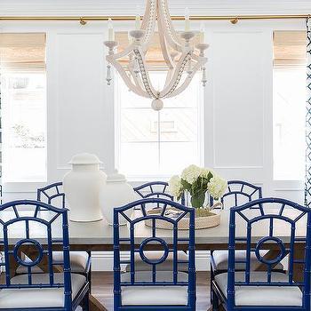 Silverado Brass Rectangular Dining Table