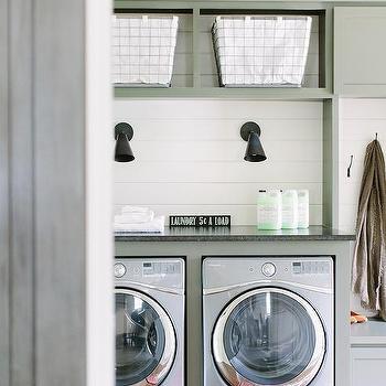 Laundry Room Backsplash shiplap laundry room backsplash design ideas