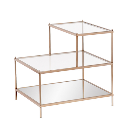 Famous West Elm Terrace Side Table Look for Less XH31