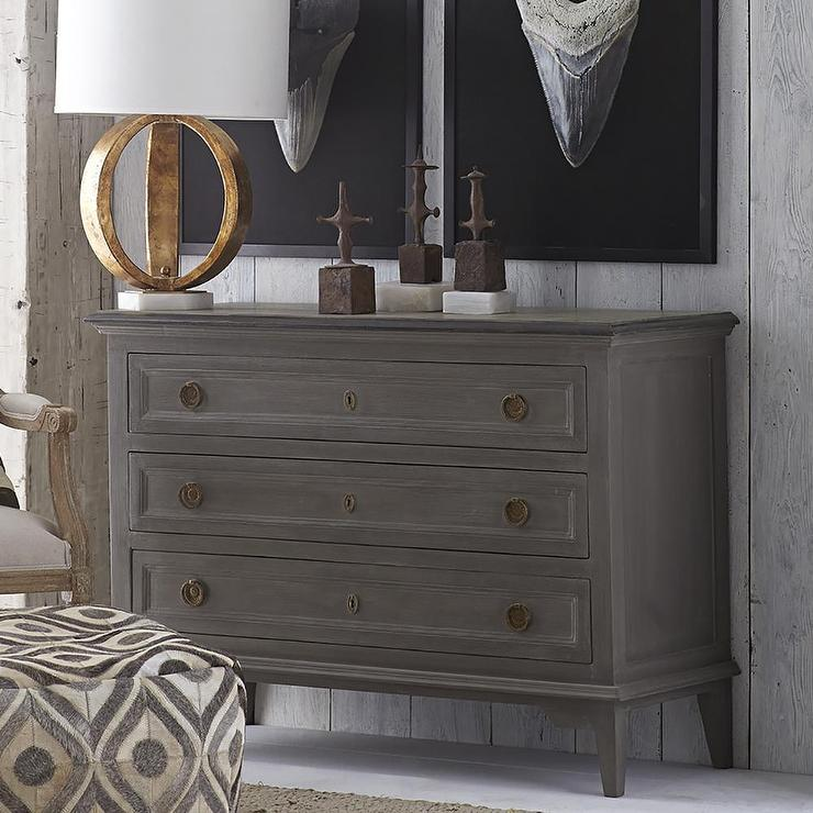 Duke Chest Of Drawers In Gray