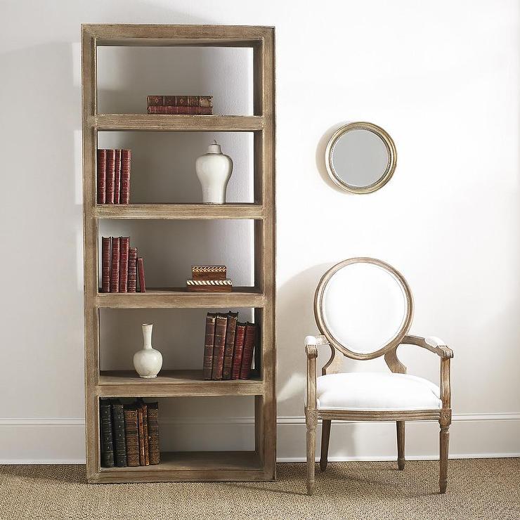 Traditional Bookshelf In Brown