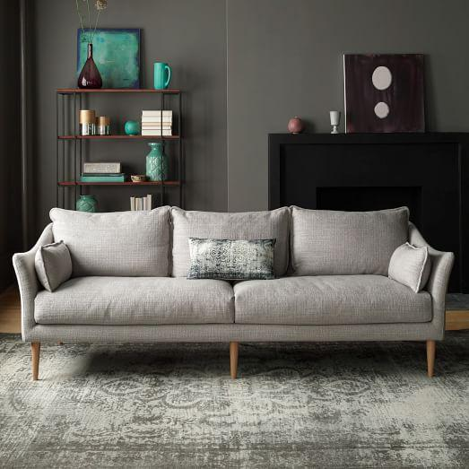 Antwerp Sofa In Gray