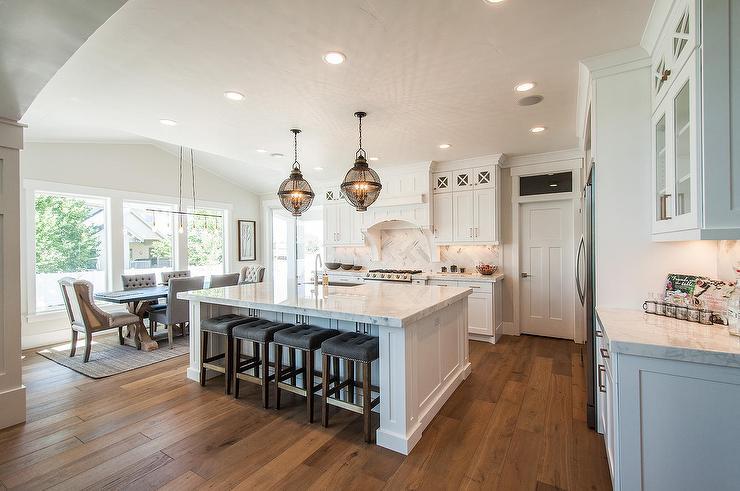 Kitchen Dining Room Combo Modern Breakfast Nooks