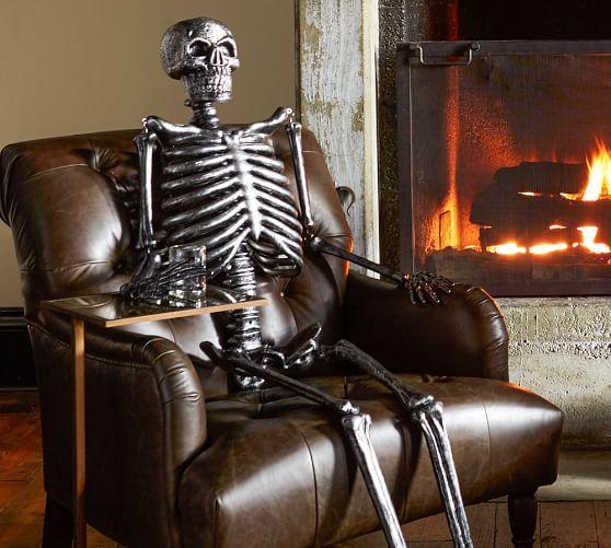 Outdoor Mr Bones