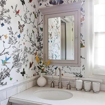 Wallpaper With Birds birds and butterflies wallpaper design ideas