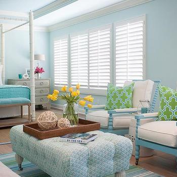 Cottage Bedroom Design green and blue cottage bedroom design ideas