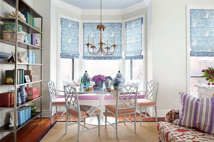 Genial Dining Room Bay Window Banquette