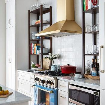Freestanding Kitchen Shelving Units Design Ideas