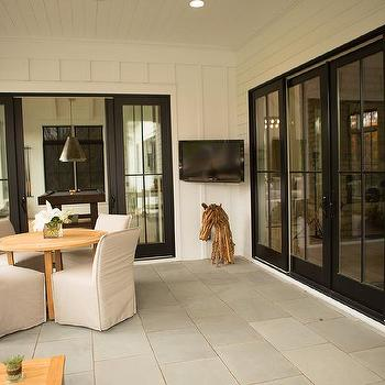 Sliding glass doors design ideas for Corner sliding glass doors