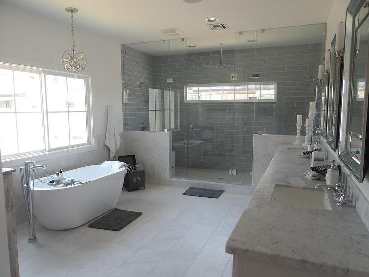Long Shower For Two Design Ideas