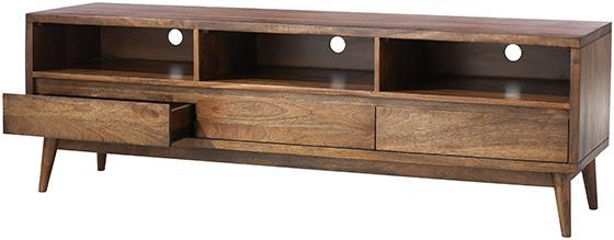 Conrad Tv Stand In Antique Natural