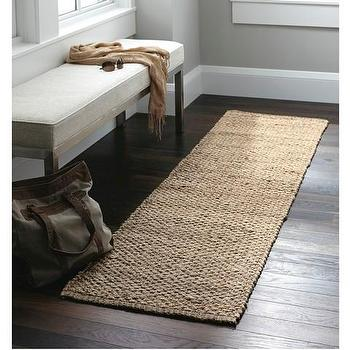 Brown Vintage Adela Runner Rug