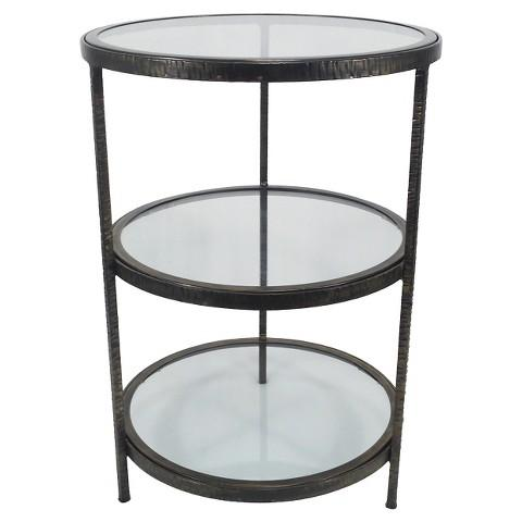 ... Glass Accent Table View Full Size