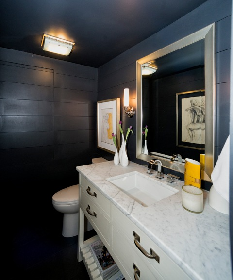 Painting Bathroom Medicine Cabinet