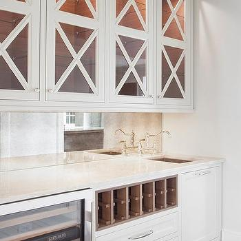 Built In Pantry Wine Rack Design Ideas
