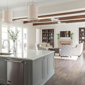 Calacatta Marble Counters Design Ideas
