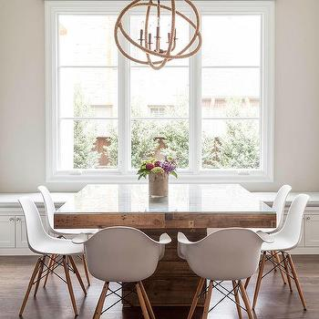 Square Dining Table Design Ideas
