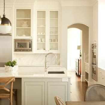 Awesome Calacatta Bella Marble Kitchen Countertops