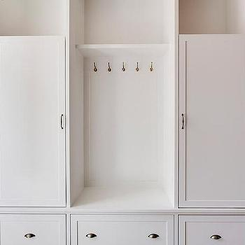 Freestanding Mudroom Lockers - Design, decor, photos, pictures, ideas ...