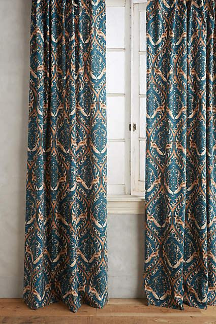 Shower Curtain Liner 78 Inches Long Salmon and Teal Curtains