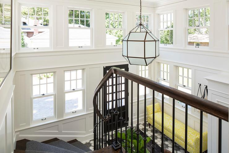 Two Story Foyer Lighting : Two story foyer design ideas