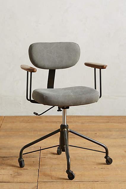 Groovy Kalmar Desk Chair In Grey Cjindustries Chair Design For Home Cjindustriesco
