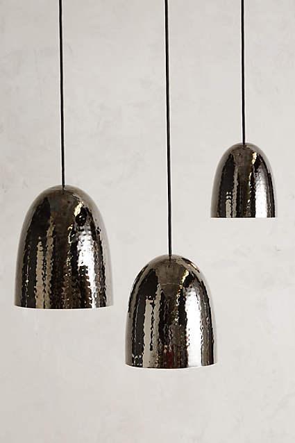 & Stanley Pendant Lamp in Black