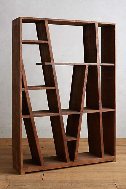 Kakudo bookshelf in brown