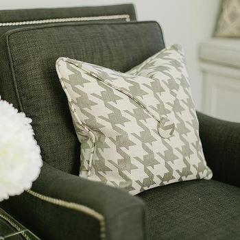 Ideas For Pillow Trim: Grey Pillow Design Ideas,