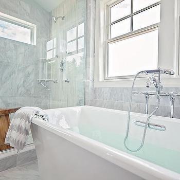 Coastal Spa Bathroom Costal Bathroom Design Ideas
