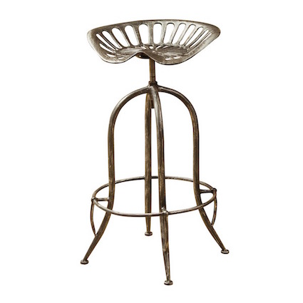 Strange Industrial Bar Stool Look 4 Less And Steals And Deals Pabps2019 Chair Design Images Pabps2019Com
