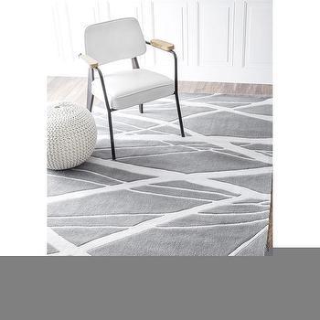 safavieh barclay grey and white rug