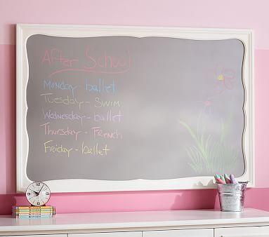 Soft Scroll Chalkboard