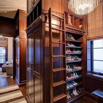 Elegant closets design ideas for Elegant walk in closet