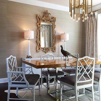 Wood And Steel Dining Table Design Ideas