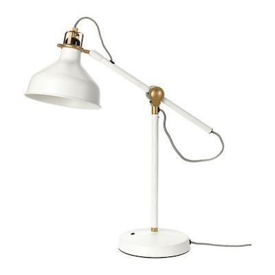Ikea Ranarp Work Lamp Look for Less