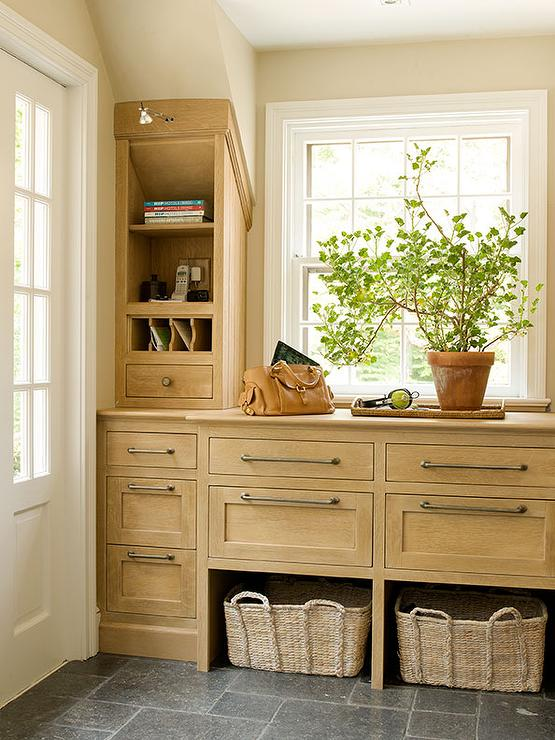 Mudroom Bench Under Window