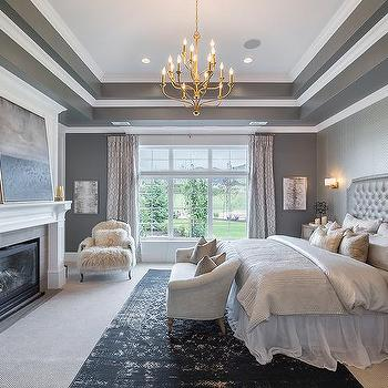 Tray ceilings in bedrooms design ideas for Bedroom tray ceiling paint ideas