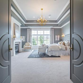 Master Bedroom Double Doors Design Ideas