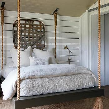 Suspended Rope Bed