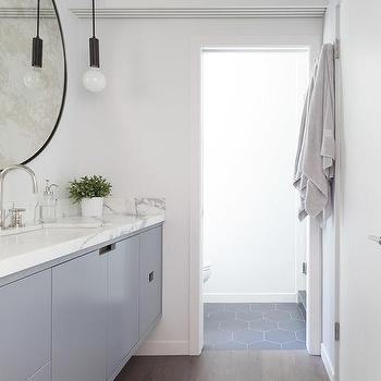 Long And Narrow Bathroom Design Ideas