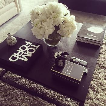 Contemporary Styled Coffee Table