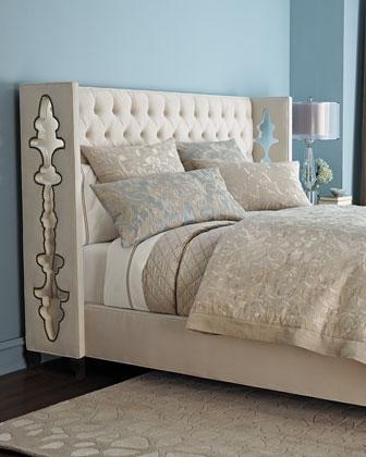 Haute House Cream Ballustrade Beds Good Looking